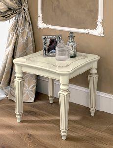Torriani mesa de café, Mesas de centro de estilo clásico