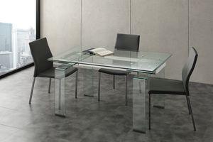 Art. 676/2 Miniglass, Mesa extensible, de reuni�n y salas de estar