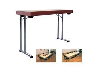 Conference 1845, Mesa plegable para la escuela, sala de reuniones o de cantina