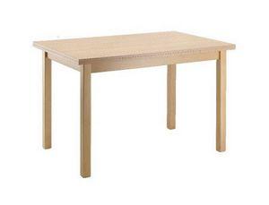 TB02, Mesa de madera, funcional y ergonómico, para el uso del contrato