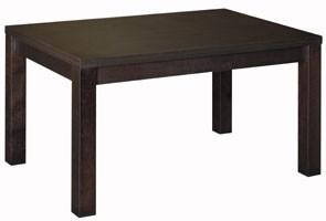 830, Tabla de madera de haya con extensión, patas cuadradas, para la cocina