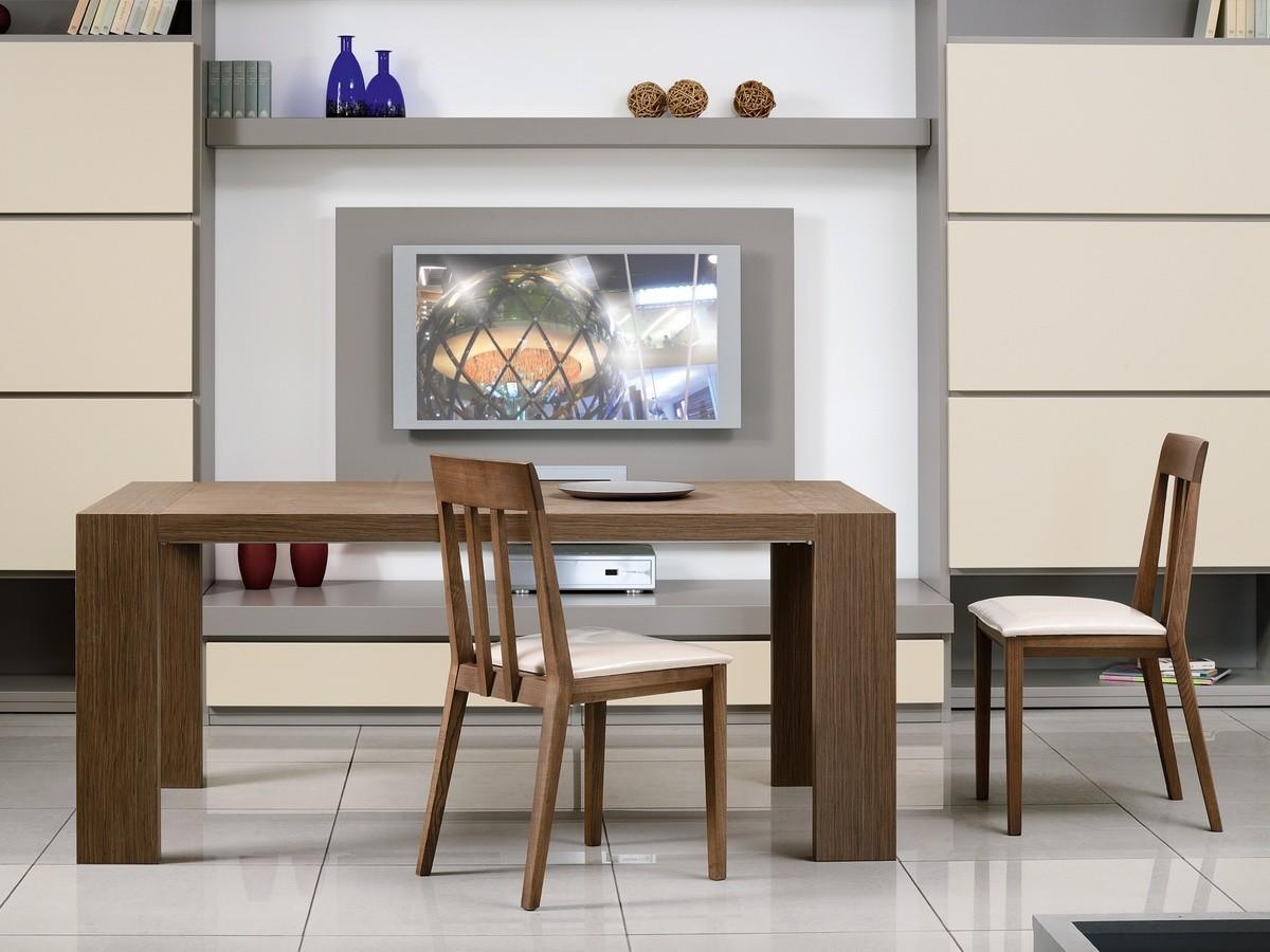 Mesa rectangular extensible para cocina | IDFdesign