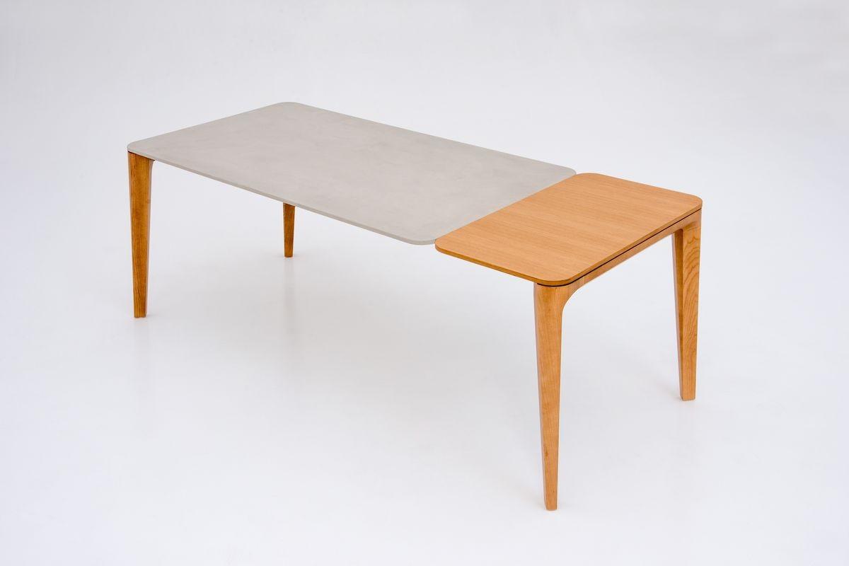 Mesa extensible de madera para comedor | IDFdesign