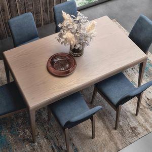 Nova NOVA1326T, Mesa extensible de madera moderna