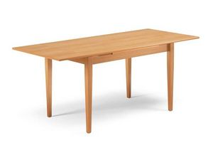 Paisà, Para la mesa del comedor, las piernas afiladas, extensibles