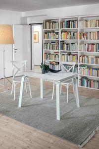 DEIMOS 110 TA1B7, Mesa extensible para cocina y salón.