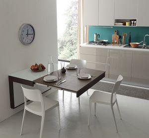 A106 daisy tavolo, Mesa ideal moderno de apartamentos