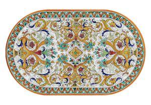 Venezia, Mesa con decoración renacentista
