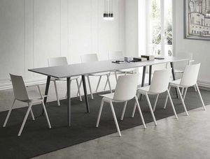 Agile, Mesa rectangular laminada