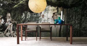 Sintesi, Mesa extensible en madera para cocina