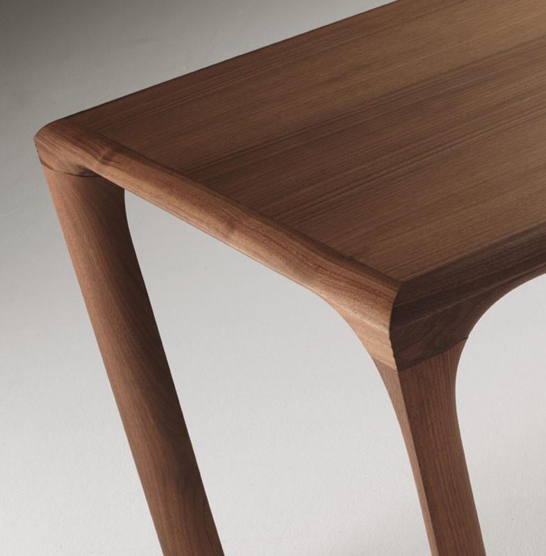 Mesa extensible en madera para cocina | IDFdesign