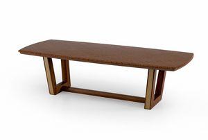ART. 3426, Mesa de madera y metal.