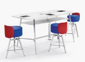 Blog, Mesas para espacios colectivos.