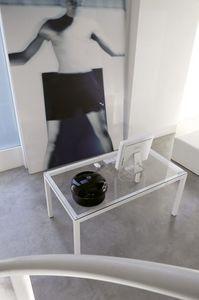 dl50 stoccolma, Pintado mesa de operaciones de acero, tapa de cristal