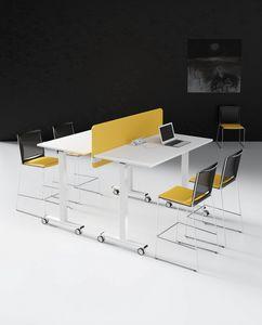 Telemaco A, Mesa alta para oficina