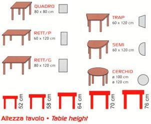 Tavolo componibile, Mesas modulares, hechas de madera de haya, para el jardín de infantes y la escuela