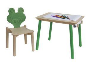 Adex Srl, Mesas para niños