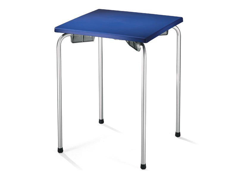 Table 60x60 cod. 20/I, Mesa al aire libre para la barra, restaurante, heladería