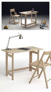 Desk, Ahorro de espacio escritorio de hotel y habitación