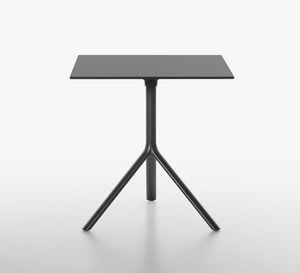 Miura I mesa cuadrada, Mesa de centro cuadrada con capota plegable