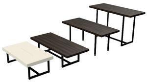 Trans-Pose, Mesas modulares para uso contractual.