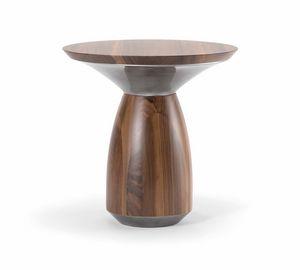 GARY COFFEE TABLE 091 T, Mesas de madera maciza