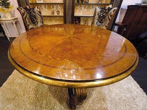 Royal mesa, Mesa redonda para comedores clásicos