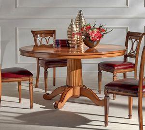 Spinapesce mesa redonda, Mesa de comedor redonda