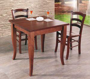 Cral, Mesa de madera para restaurante