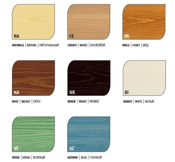 Mesa 4 piernas 130x80, Mesa rectangular de madera de pino con finishses nogal