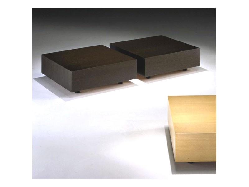Domino, Mesa de café, diseño lineal, para las habitaciones de hotel