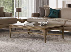 Alexander Art. A25, Elegante mesa de centro rectangular