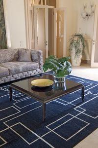 Art. VL124, Elengante mesa de café, hecho de madera