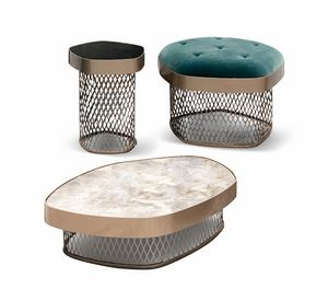 Asparagus, Mesas de café personalizables y elegantes.