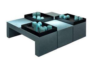 Fabric, Mesas de café tapizadas en tela