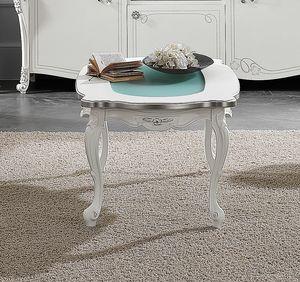 Viola mesa de centro, Mesas de centro de estilo neoclásico