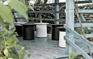 Degree Outdoor, Mesa y contenedor multifunción, para exterior