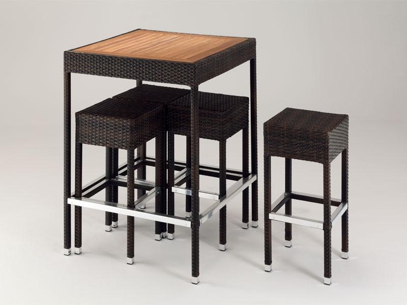 FT 2024, Pequeñas mesas resistentes, para bares en la playa