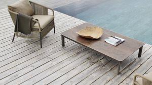 System mesa, Mesita design de exterior