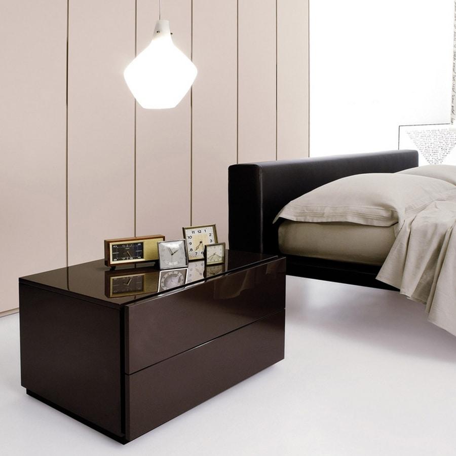 HARU nightstand, Armarios con cajones con un estilo esencial
