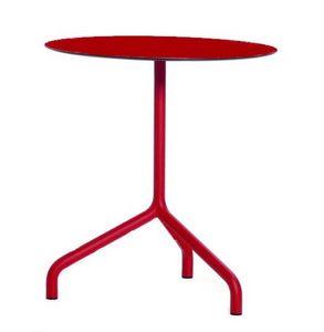 Ribalto, Mesas para bares, disponibles en diferentes materiales y alturas, redondo y cuadradas tapas
