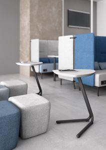Eos, Mesa auxiliar apta para sof�s y pufs.