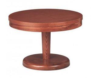 TV05, Mesa baja de madera para hoteles, barcos, restaurantes
