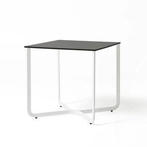 XS, Peque�a mesa de tubo de metal, para el hotel y consultorio m�dico