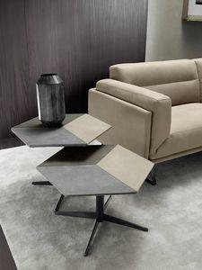 Blendy, Mesas pequeñas con tapa en múltiples formas.