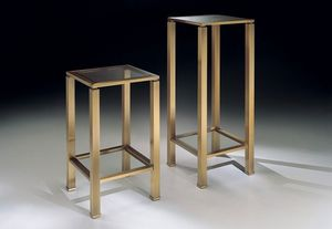 MADISON 3296, Columna de mesa de café, para los salones elegantes