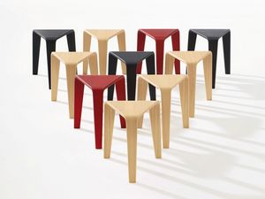 Ply, Tablas con formas alternativas, mínima estructura en madera