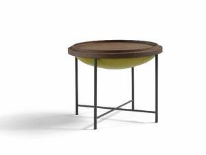 Sylt, Puf convertible en una mesa de café