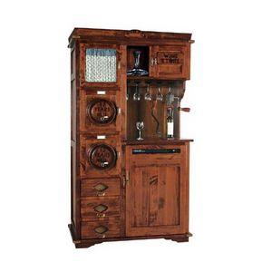 Art. 421, Gabinete para bar de vinos con aire acondicionado para el vino