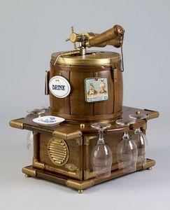 Art. AA388, Vino, dispensador de cerveza, barra de mesa, para el vino-bar